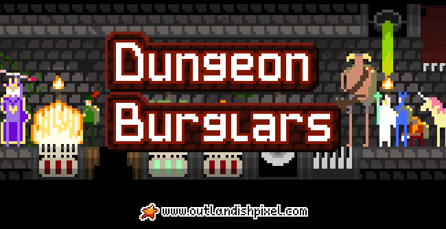 Dungeon Burglars 2014