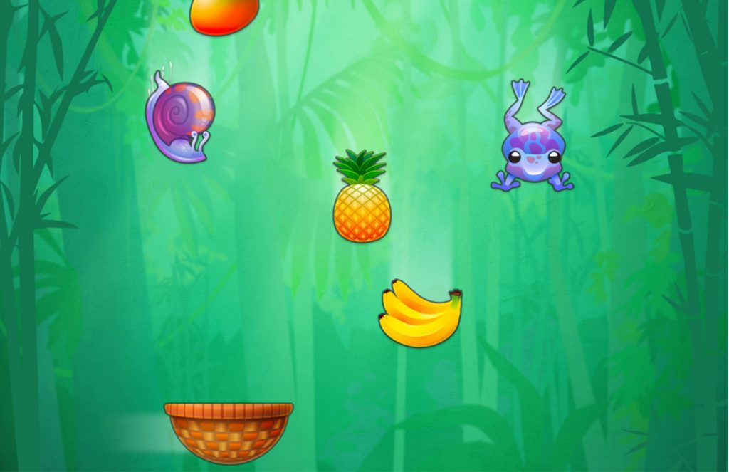 FruitFallScreen