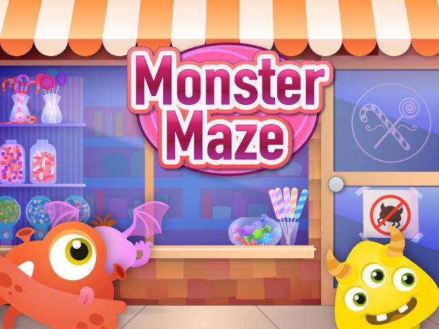 MonsterMaze480